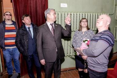 Рахим Азимов: реализация послания Президента позволит решить насущные вопросы жителей Кировской области
