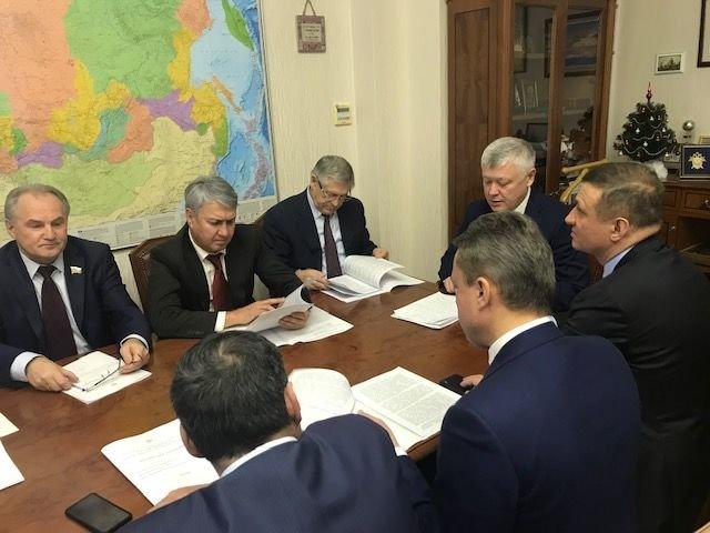 Об итогах работы комитета ГосДумы  по безопасности и противодействию коррупции в период осенней сессии 2018 года